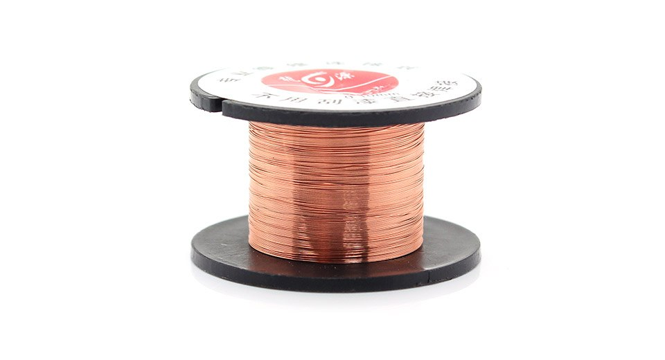 0.1mm Soldering Enameled Copper Wire