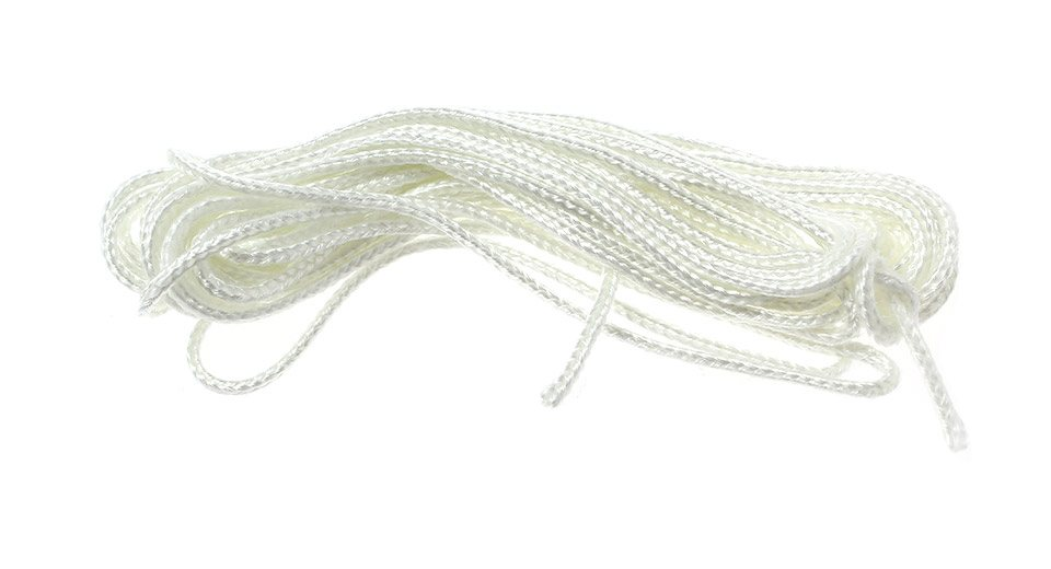 2.0mm Braided Silica Wick (5M / 16.4ft)