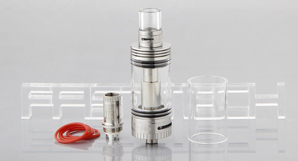 Authentic SMOK VCT Pro Sub Ohm Tank Clearomizer