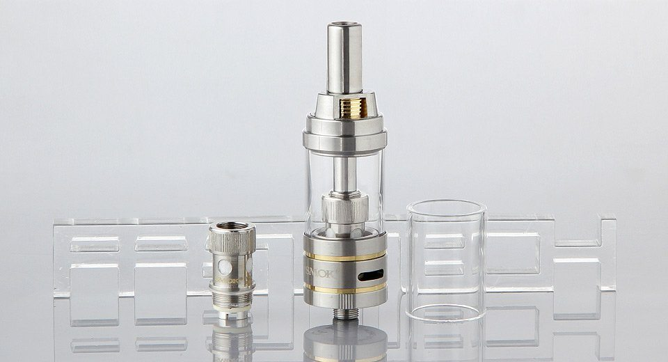 Authentic SmokTech GCT Clearomizer